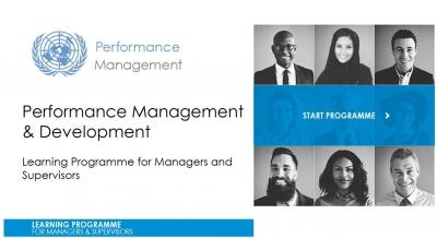 Performance Management training – now online! | HR Portal