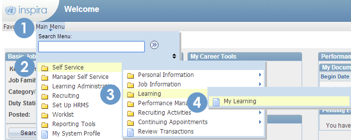 Mandatory Learning Hr Portal Course Name