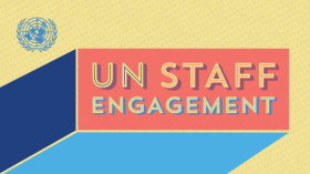 UN Staff engagement